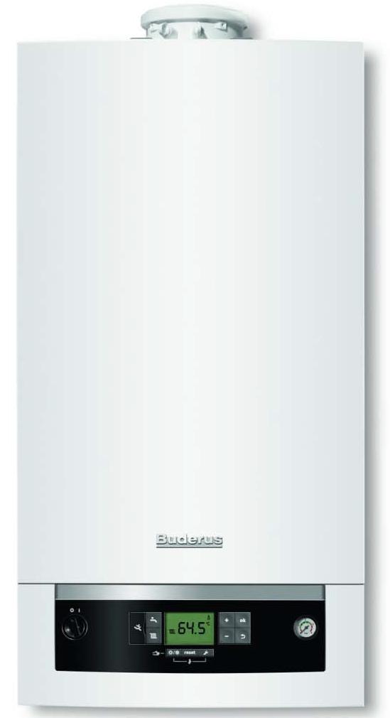 Centrale termice Buderus in condensatie